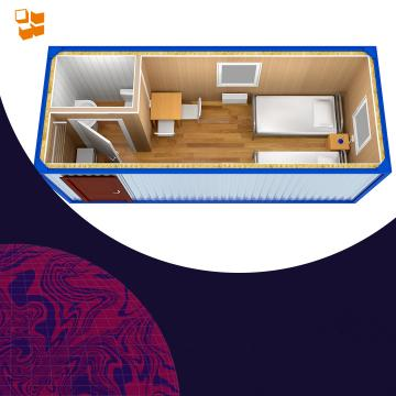 Мобильные бытовки - жилье строителей XXI века