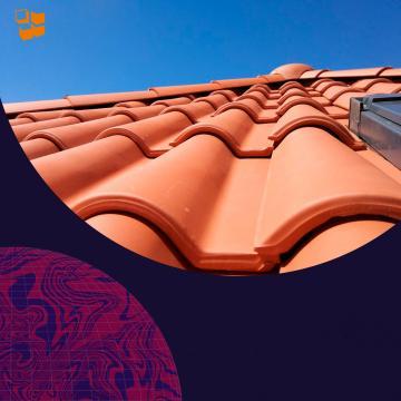 Полимерпесчаная черепица. Качество идеальной крыши.