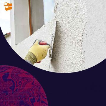 Пошаговая штукатурка наружных стен