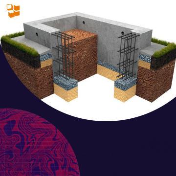 Строительство частного дома: основания и фундаменты