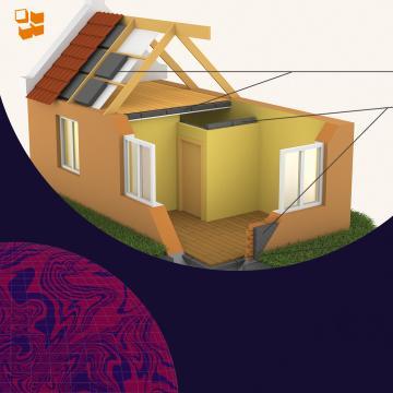 Хорошая изоляция как условие энергоэффективности здания