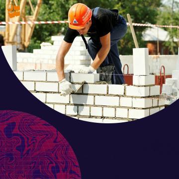 Строительство частного дома: каменные стены