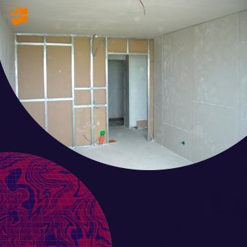 Новая стена в существующем доме. Как построить перегородку