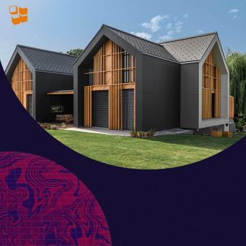 Строительство загородных домов каркасного типа