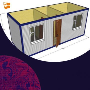 Блок-контейнеры строительные