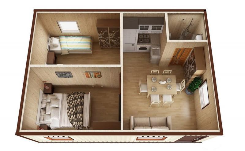 Модульный дом №5