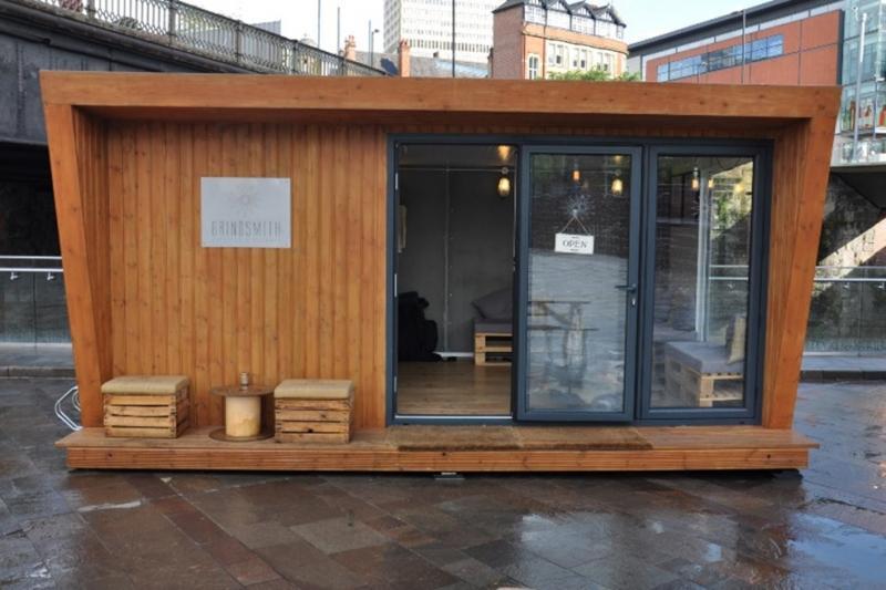 Павильон №12 - «Кофейня» 5х3м